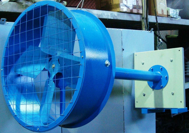 стал осевые вентиляторы для сушильных камер отделения
