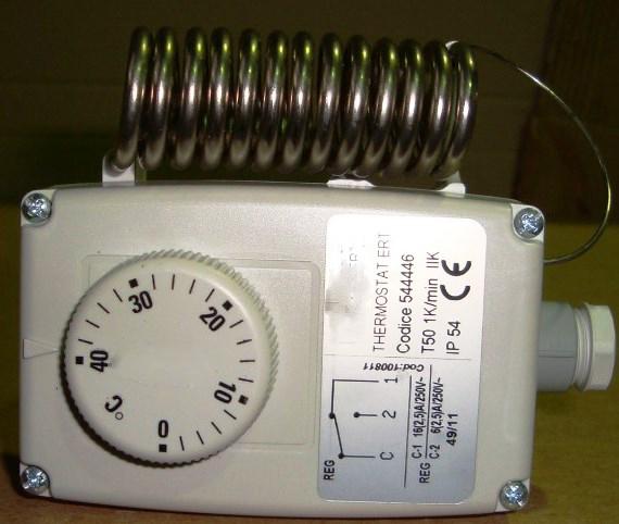 Комнатный термостат ERT (544446)